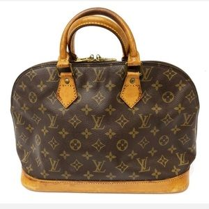 Louis Vuitton Alma PM Purse